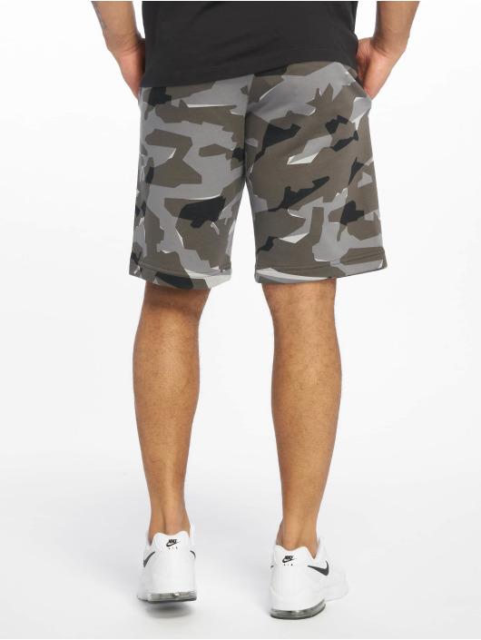 Nike Short Club Camo gris