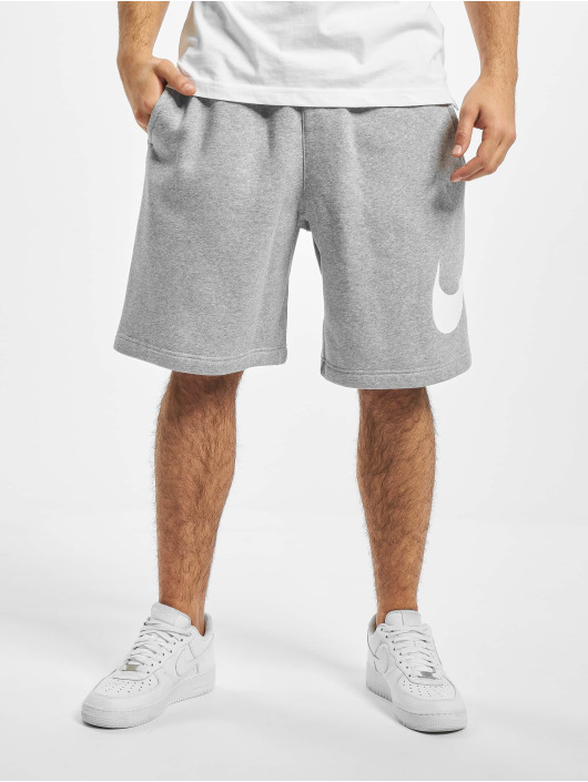 Nike Club BB GX Shorts Dark Grey HeatherWhiteWhite