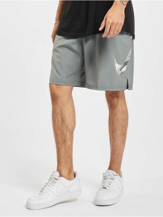 Nike Short Camo Flex Woven 3 gris
