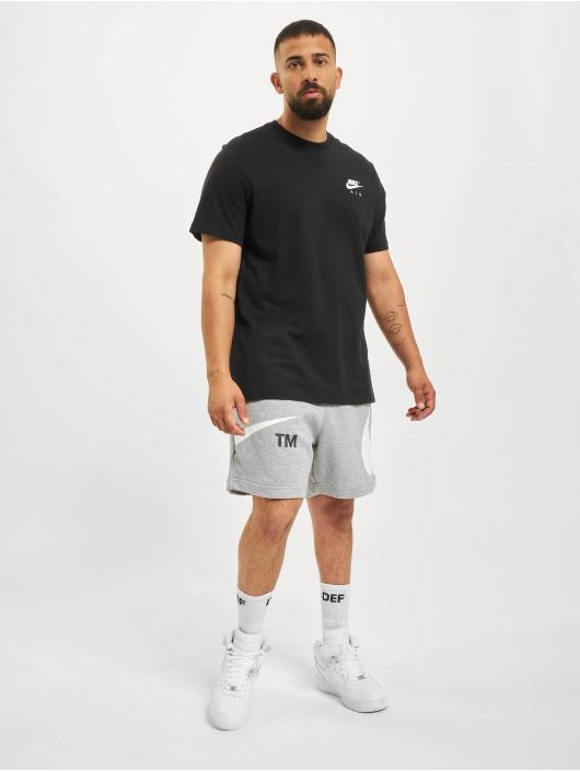 Nike Short Swoosh gris