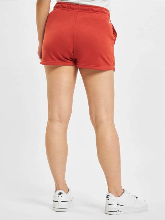 Nike Short Print rouge