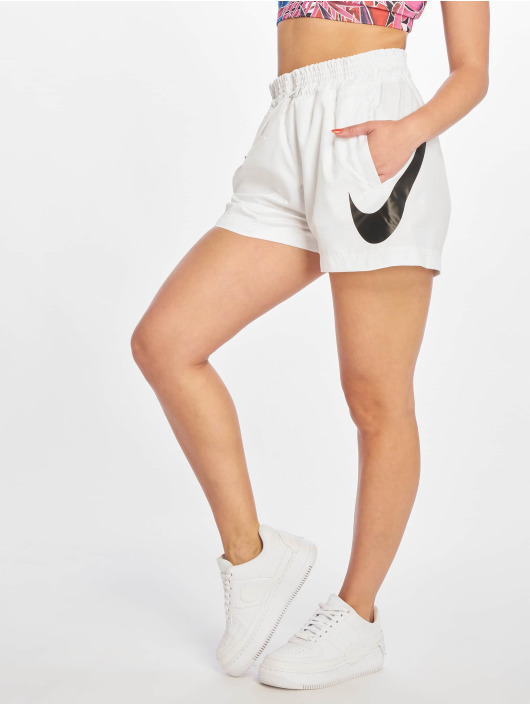 Nike Short Woven Swoosh white