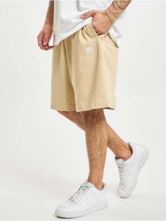 Nike Shorts Club beige