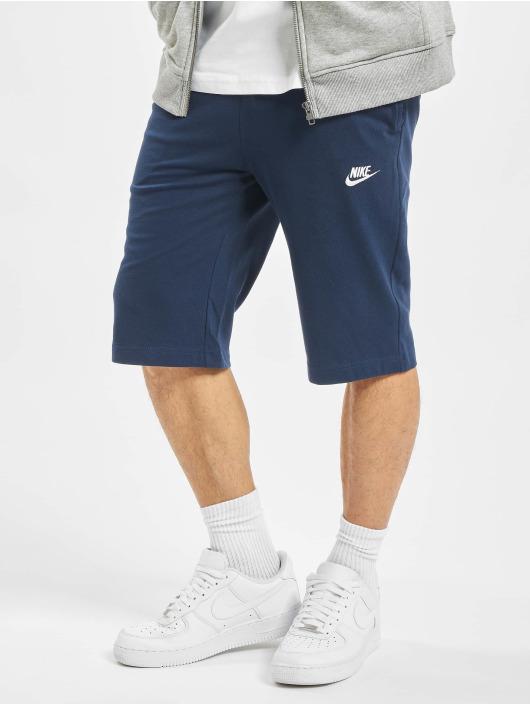 Nike Shorts JSY blau