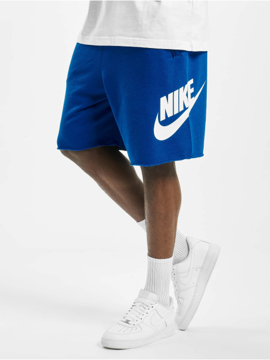 Nike HE FT Alumni Shorts Indigo ForceIndigo ForceWhiteWhite