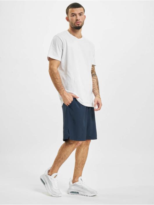 Nike Shorts DF Flex Woven blau