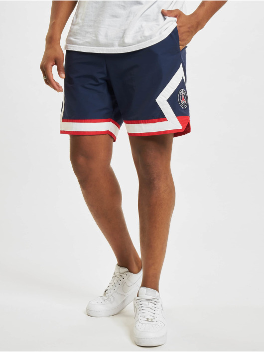 Nike Shorts PSG Jumpman blau