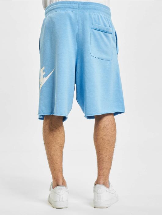 Nike Shorts M Nsw He Short Ft Alumni blau