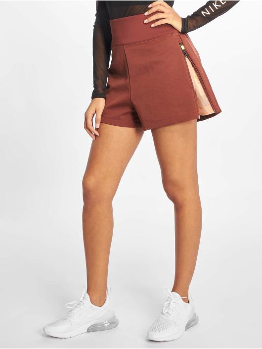 Nike Shorts TCH PCK Woven brun