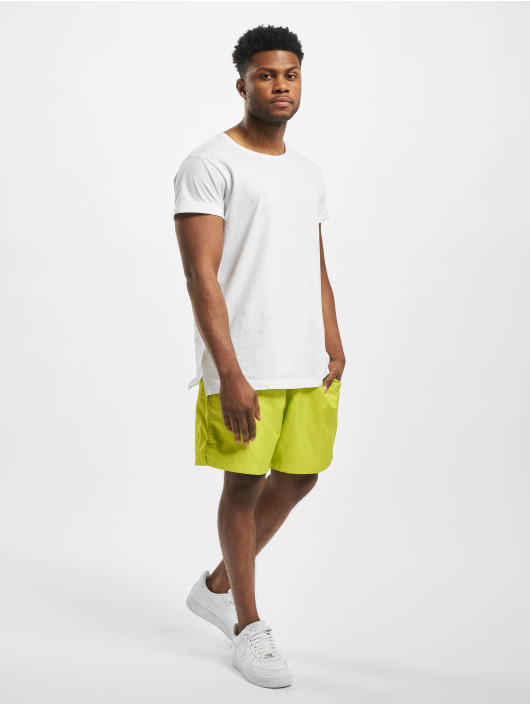 Nike Shorts Woven Flow gelb