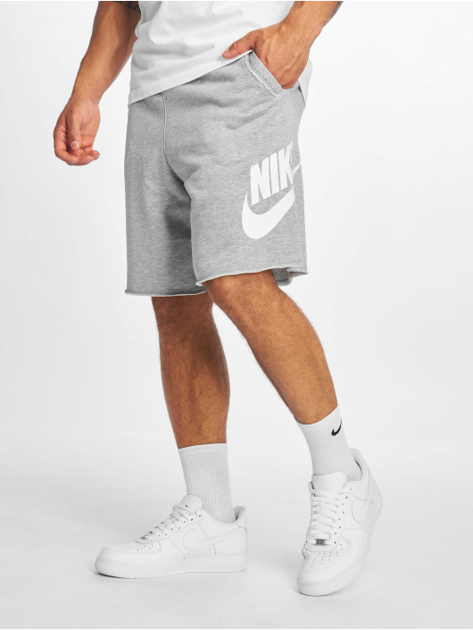 Nike Shorts M Nsw He grå