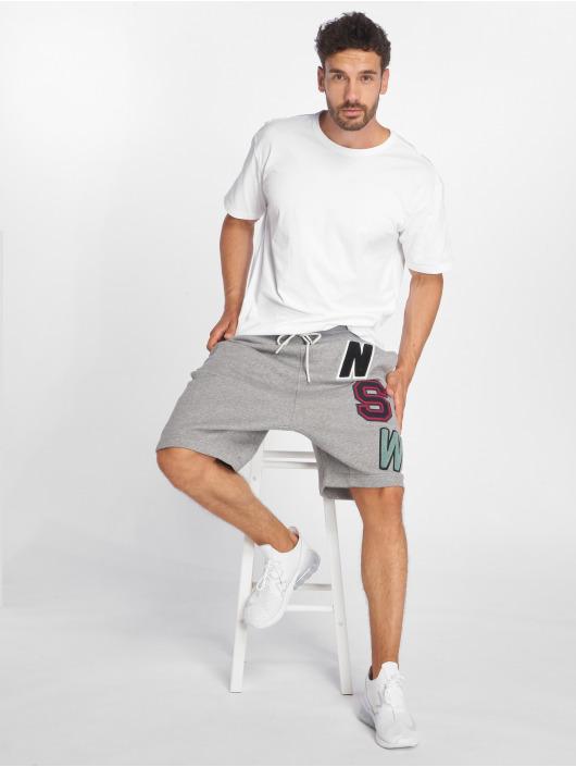 Nike Shorts Sportswear grau