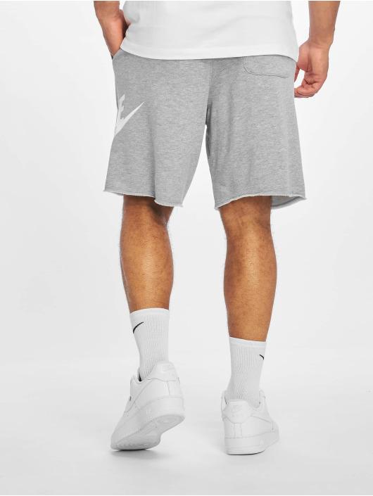 Nike Shorts M Nsw He grau