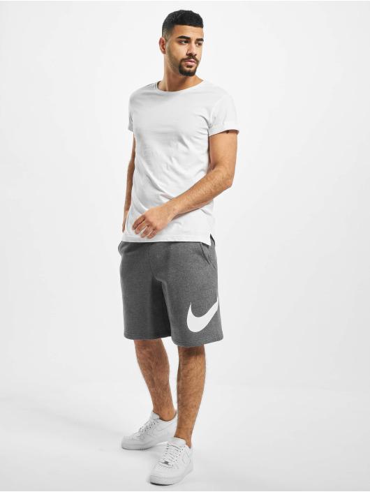 Nike Shorts Club BB GX grau
