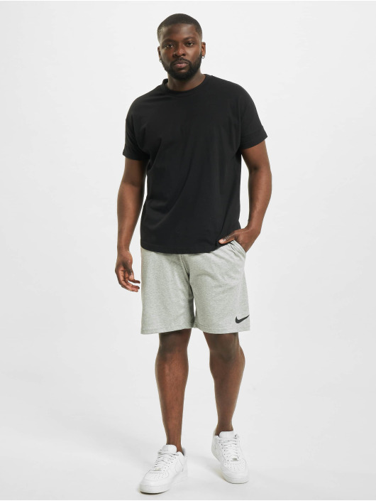Nike Shorts DF Cotton grau