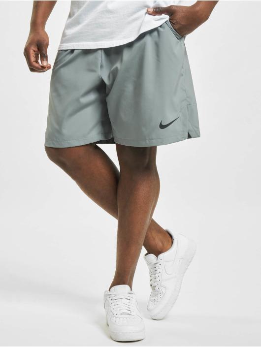 Nike Shorts DF Flex Woven grau
