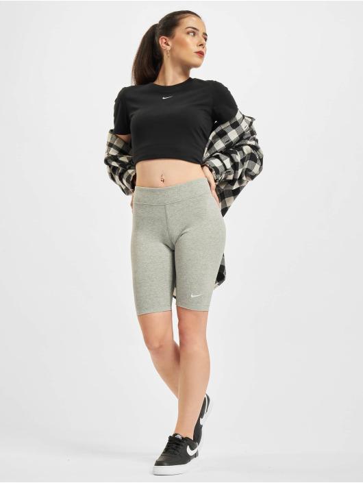 Nike Shorts Biker grau