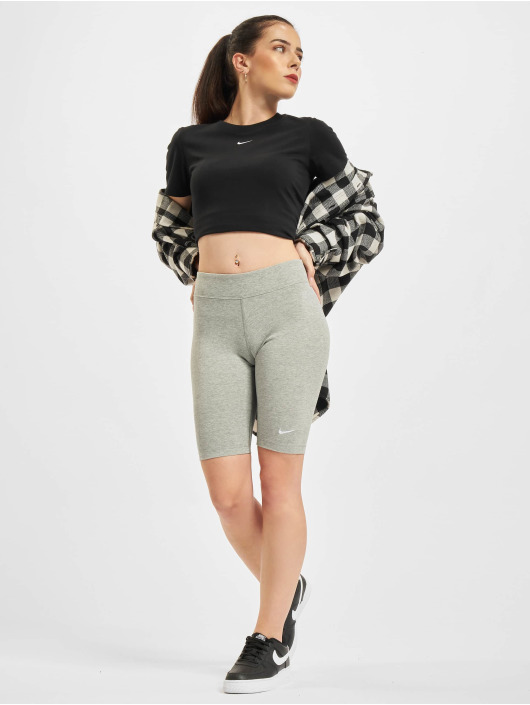 Nike Shorts Biker grigio