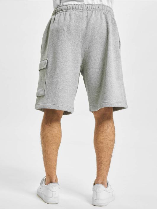 Nike shorts Club Cargo grijs