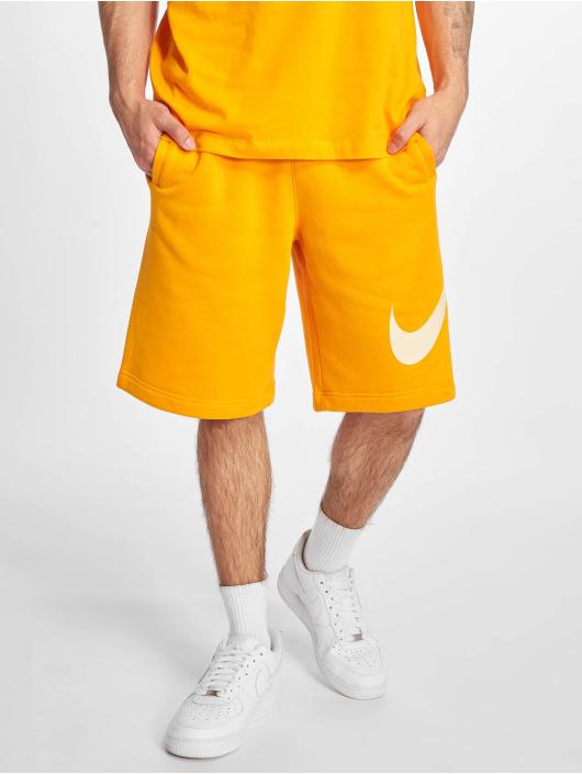 Nike Shorts EXP BB orange