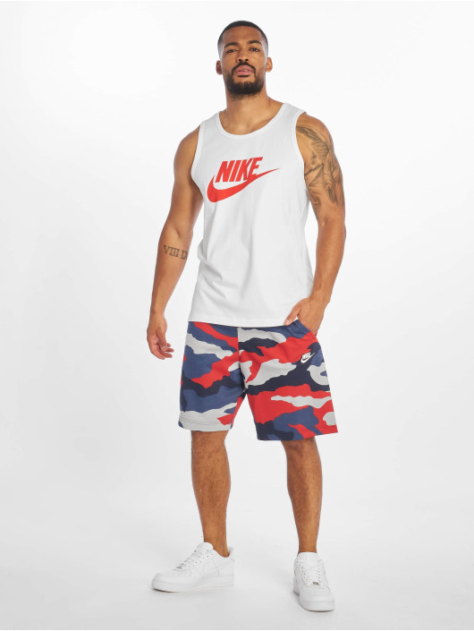 Nike Shorts Club FT red