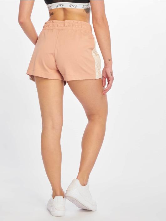 Nike Shorts Mesh rosa chiaro
