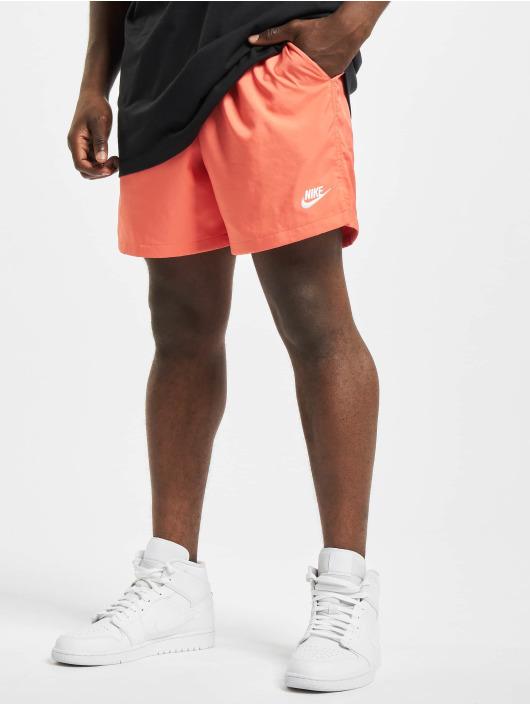 Nike Shorts Flow rot