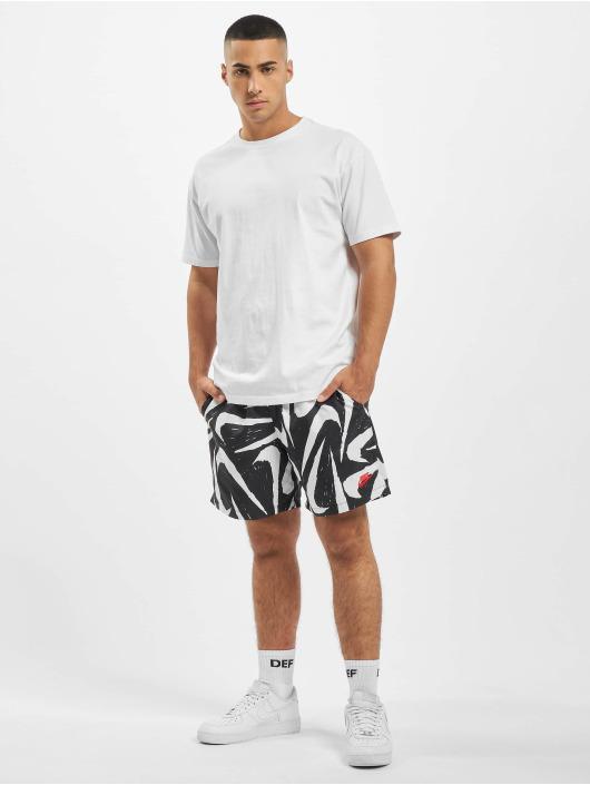 Nike Shorts Woven Flow AOP2 schwarz