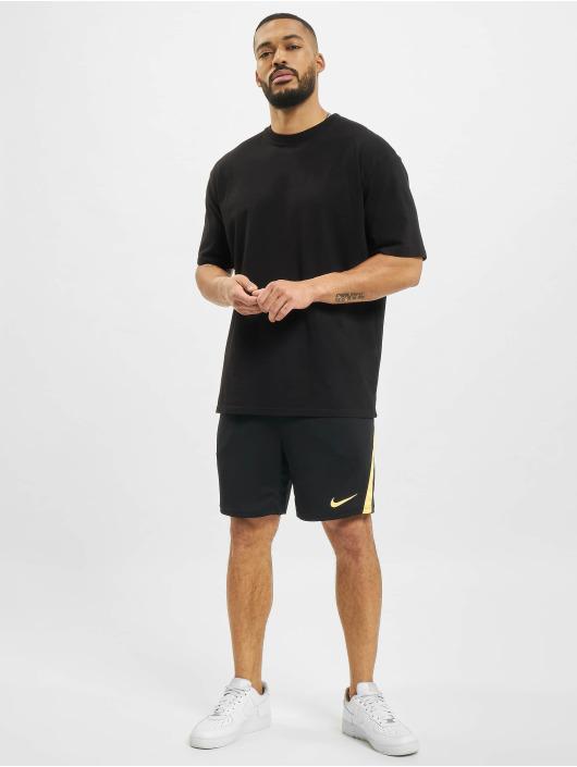 Nike Shorts DF Knit Train schwarz
