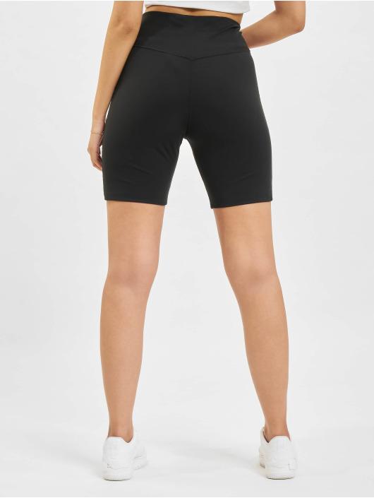 Nike Shorts W One Rainbow Ldr 7'' schwarz