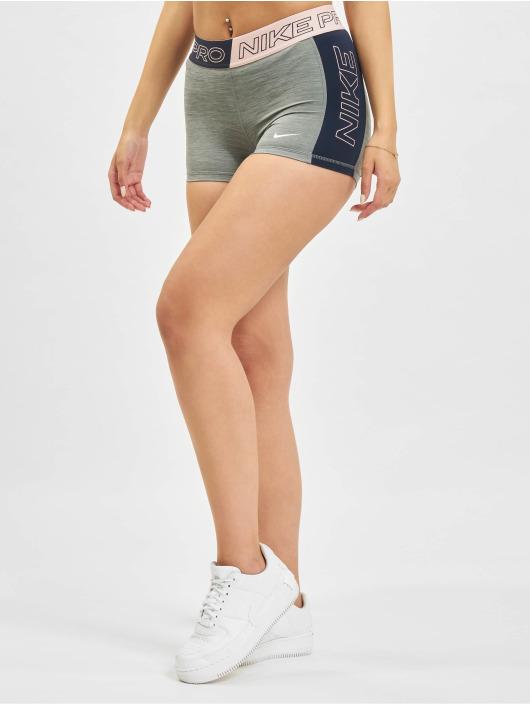 Nike Shorts Pro Graphic schwarz