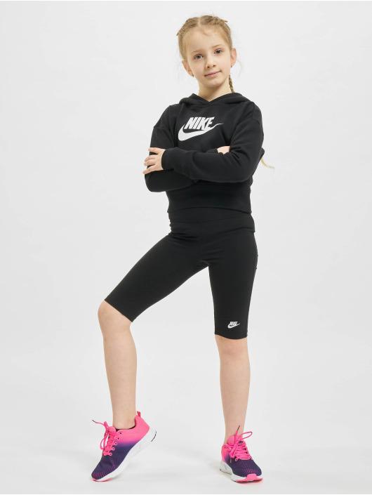 Nike Shorts Bike 9 In schwarz
