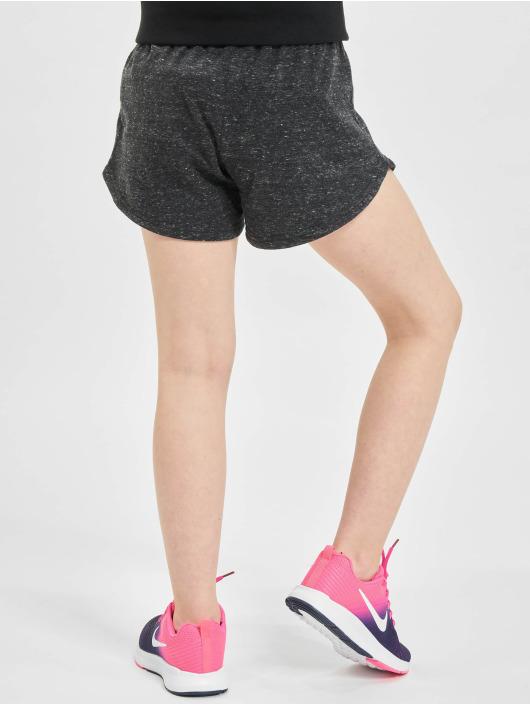 Nike Shorts 4in Jersey schwarz