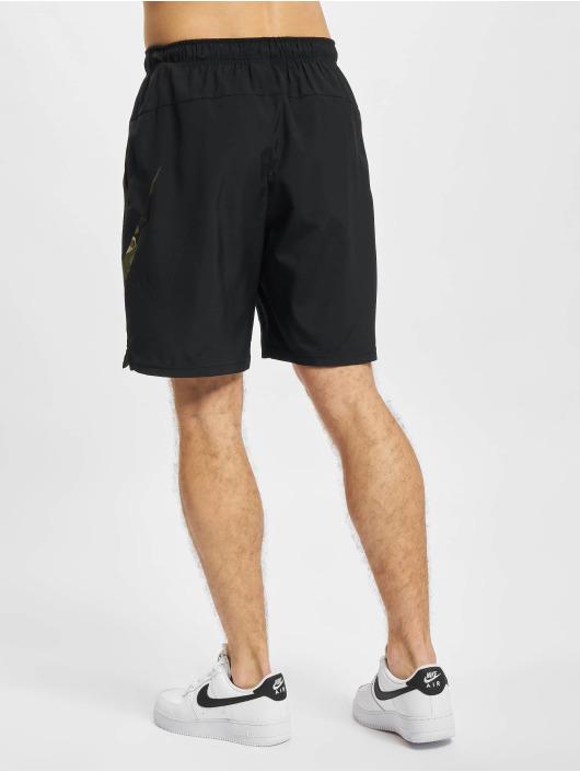 Nike Shorts Camo Flex Woven 3 schwarz