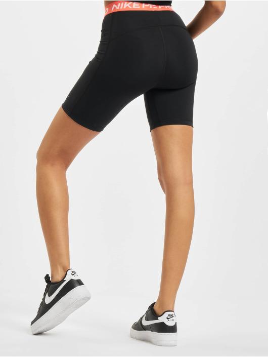 Nike Shorts 365 7in Hi Rise schwarz