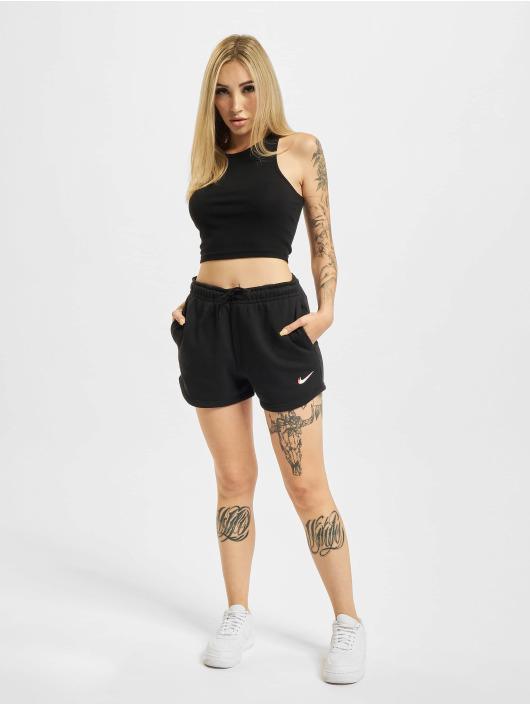 Nike Shorts Print schwarz