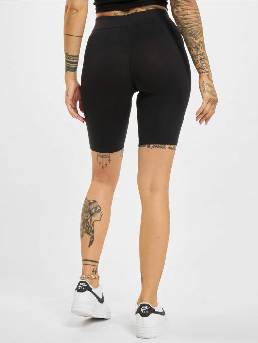 Nike Shorts W Nsw Essntl Mr Biker svart