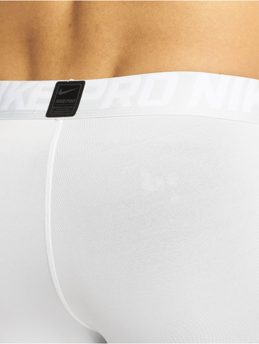 Nike Shorts Pro weiß