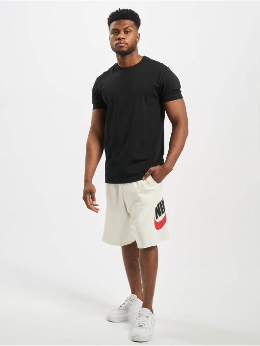 Nike Shorts HE FT Alumni weiß