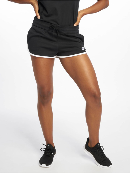 Nike shorts HRTG Fleece zwart