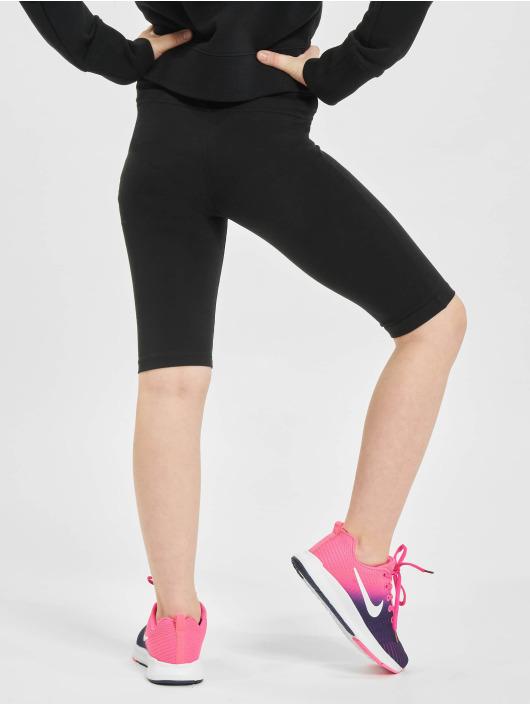 Nike shorts Bike 9 In zwart