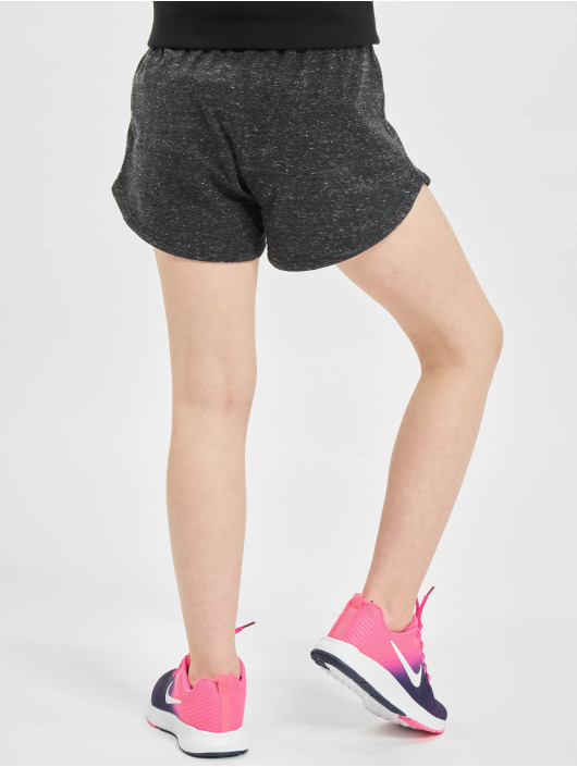 Nike shorts 4in Jersey zwart