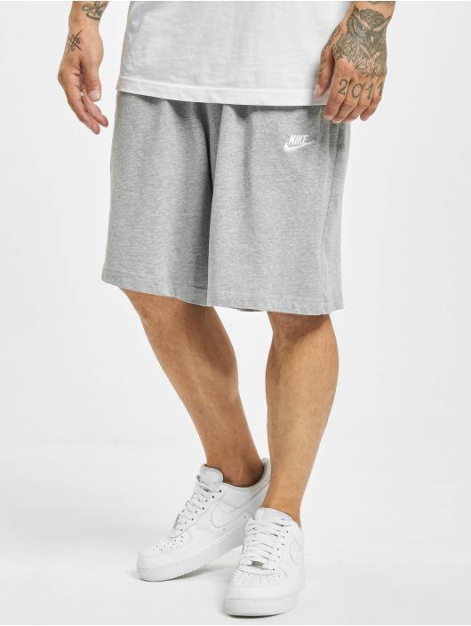 Nike Shortsit Club harmaa