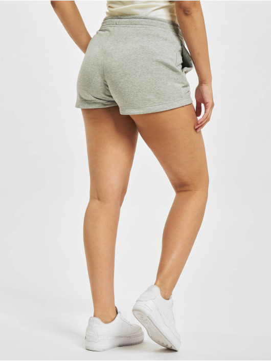 Nike Shortsit W Nsw Essntl Flc Hr Ft harmaa
