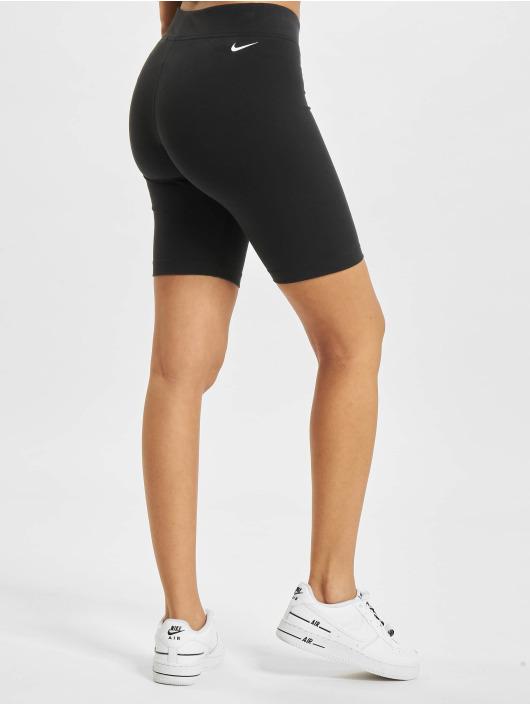Nike Shortsit W Nsw Essntl Prnt musta