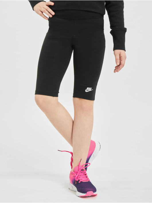 Nike Shortsit Bike 9 In musta