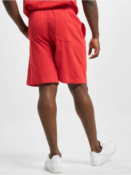 Nike Shortsit Club punainen