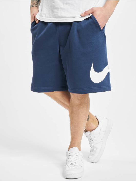 Nike Shortsit Club BB GX sininen