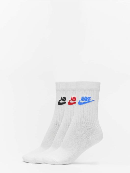 Nike Skarpetki Everyday Essential Crew bialy
