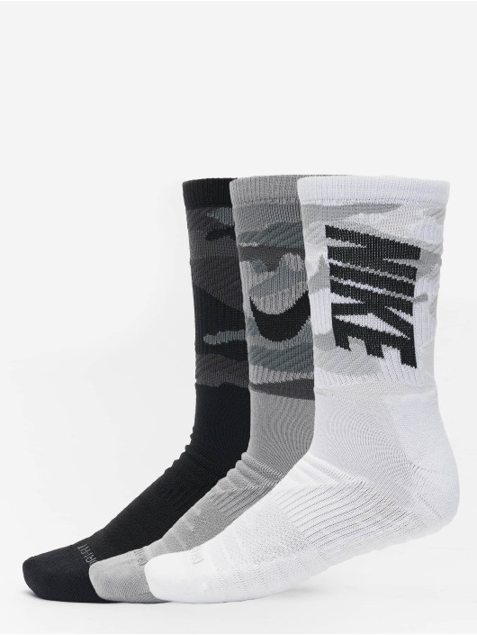Nike Skarpetki Everyday Max Cush Crew 3 Pair bialy